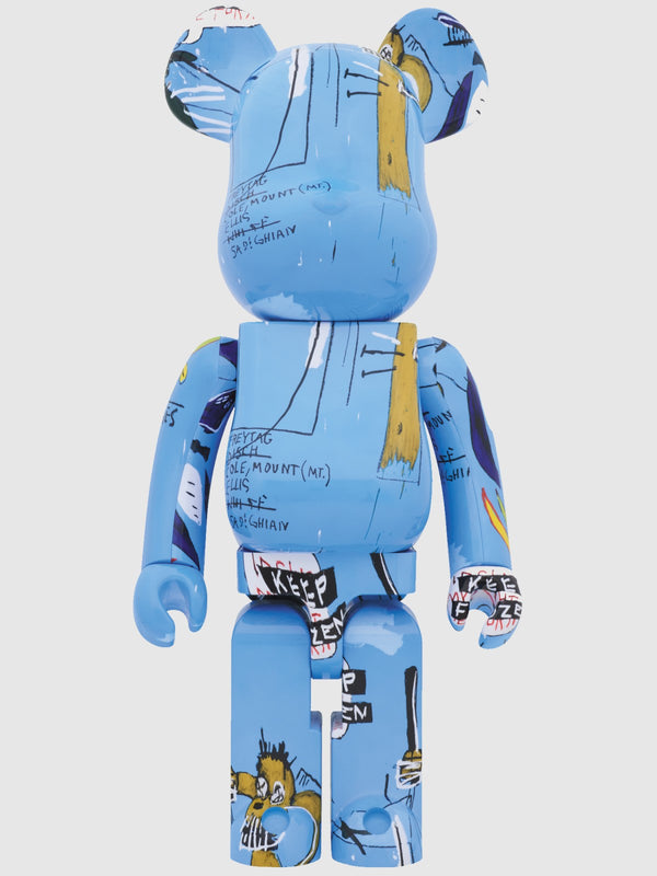 BE@RBRICK Jean Michel Basquiat #4 1000% - 10 Corso Como New York