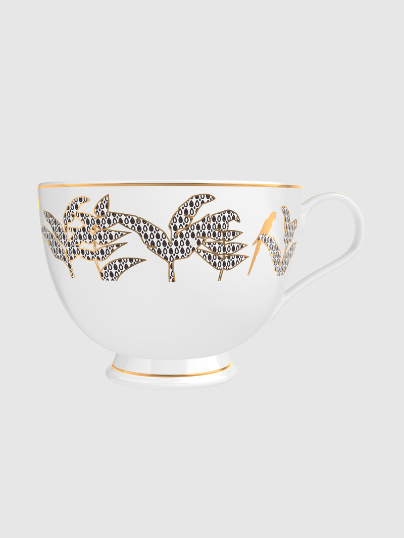 Caramel Candle Tea Cup Set - 10 Corso Como New York