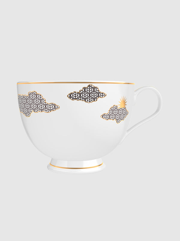 Grapefruit Candle Tea Cup Set - 10 Corso Como New York