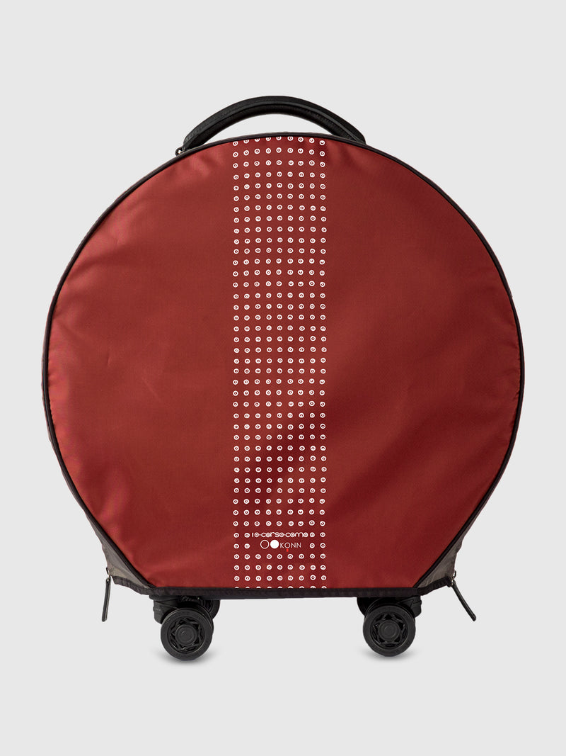 Round Luggage Cover Red - 10 Corso Como New York