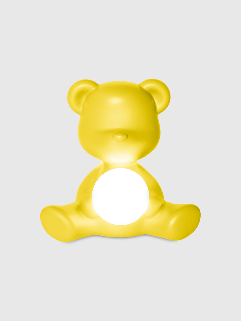 Teddy Girl Rechargeable Lamp  Lime - 10 Corso Como New York