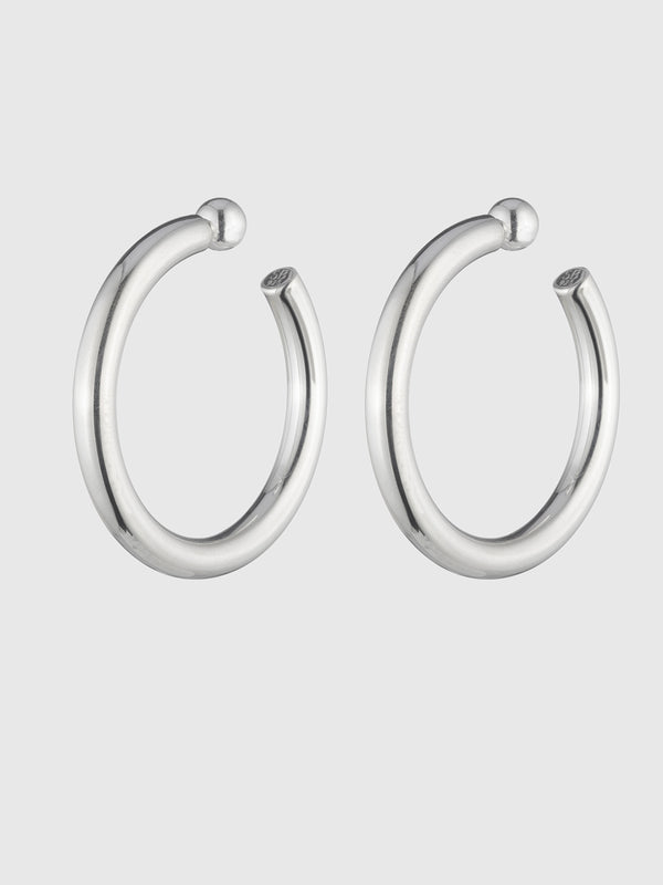 Medium Everyday Hoop Earrings - 10 Corso Como New York