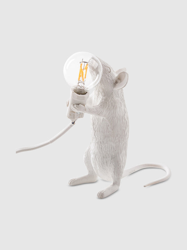 Standing White Mouse Lamp - 10 Corso Como New York