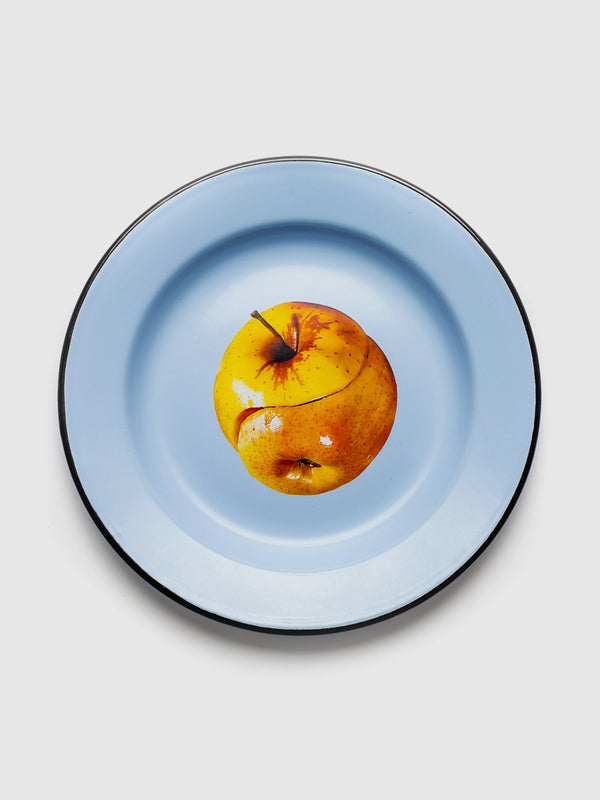 Enamel Apple Plate - 10 Corso Como New York