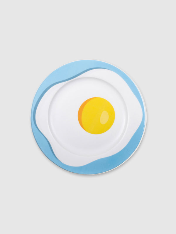 Porcelain Egg Plate - 10 Corso Como New York