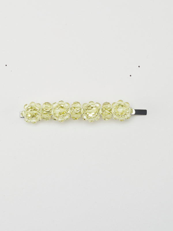 Flower Hair Clip Yellow - 10 Corso Como New York