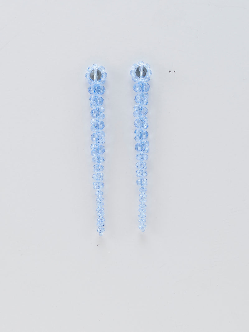 Drip Earrings Light Blue - 10 Corso Como New York