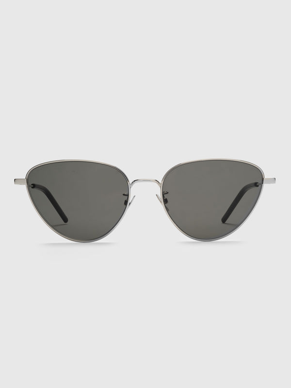 Silver Metal Cat Sunglasses - 10 Corso Como New York