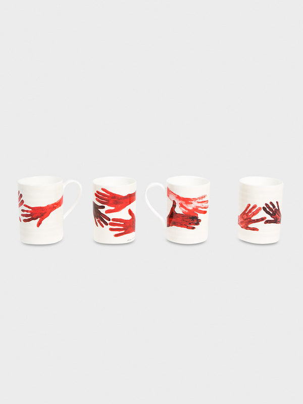 10AM Mug Set of 4 - 10 Corso Como New York