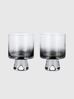 Tank Low Ball  Glasses Set - 10 Corso Como New York