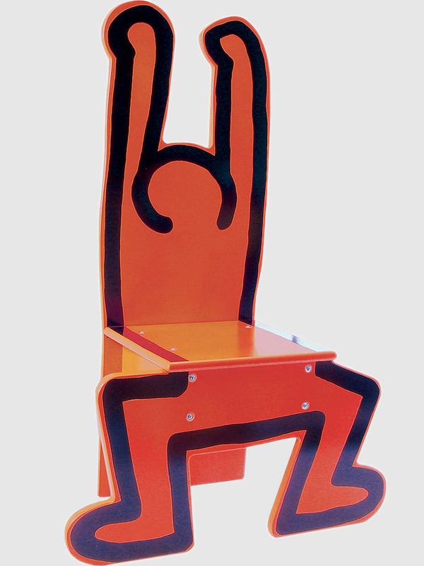 Keith Haring Red Chair - 10 Corso Como New York