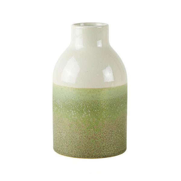 Villa Collection Stoneware Vase (H20.5cm) - warehouse