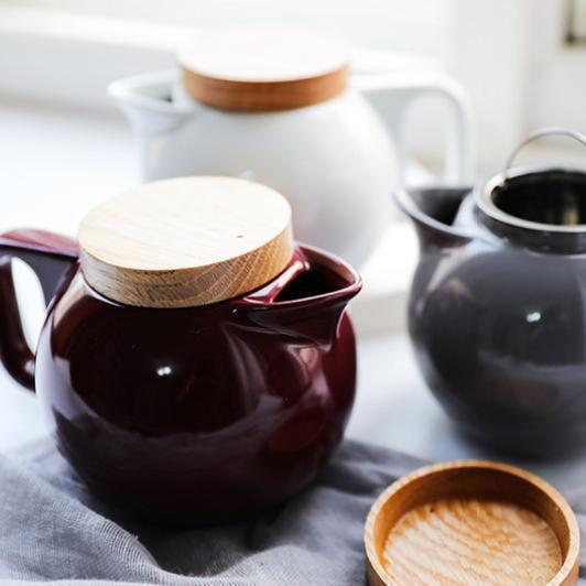 Viva Scandinavia Amelia Tea Pot (0.75l) - warehouse