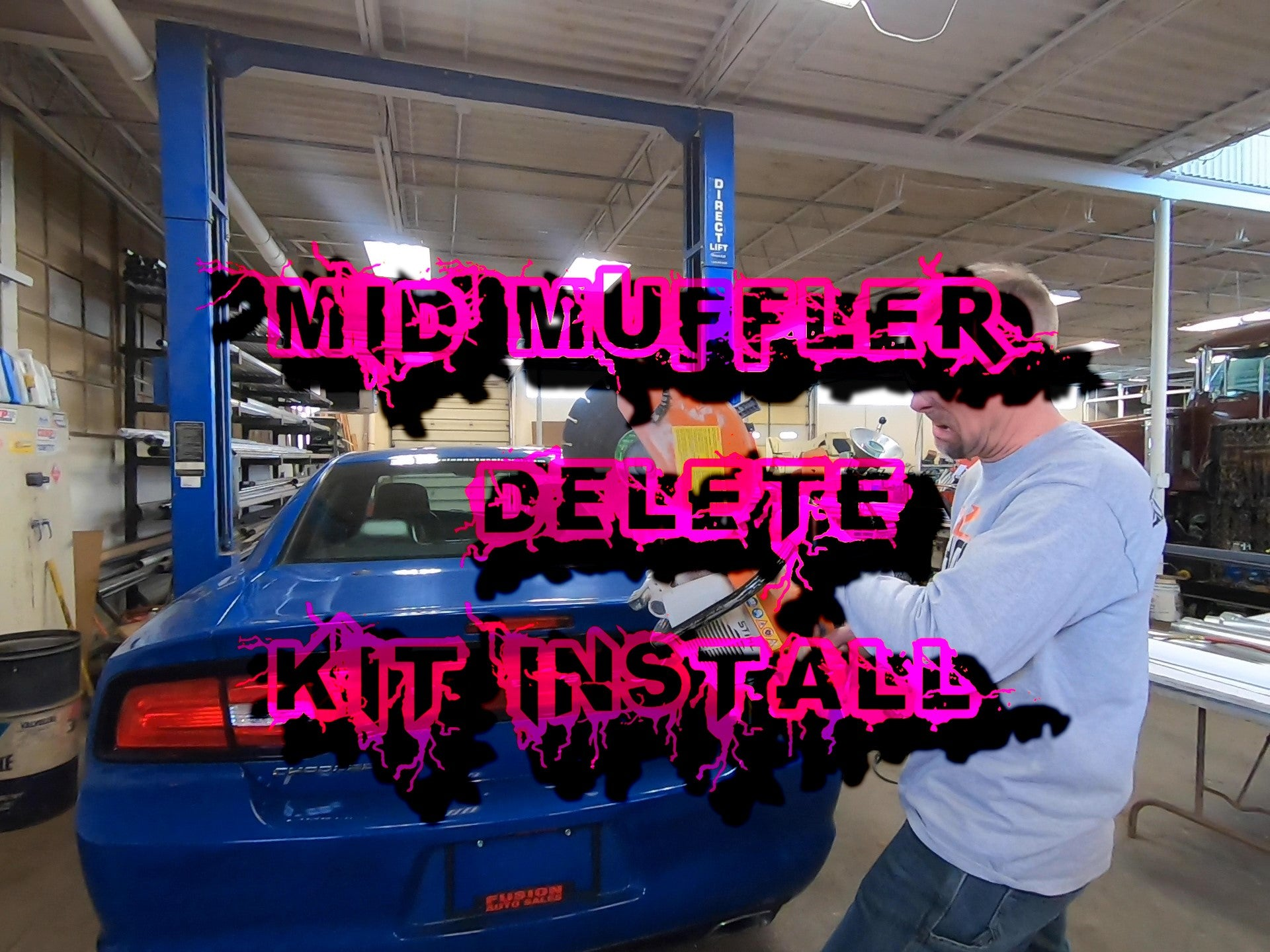 Wondering how simple it is to install our Mid-Muffler Delete Kit? Check out our install Video!