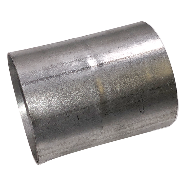 "3"" ID TO 3"" ID Pipe to Pipe Coupling Connector Aluminized"