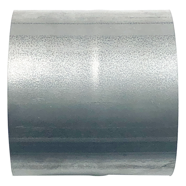 "4"" ID to 4"" ID Pipe to Pipe Coupling Connector Aluminized"