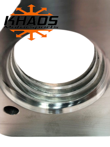 Helix Bore Throttle Body Spacer 87-95 Chevy GMC 7.4 454 Big Block