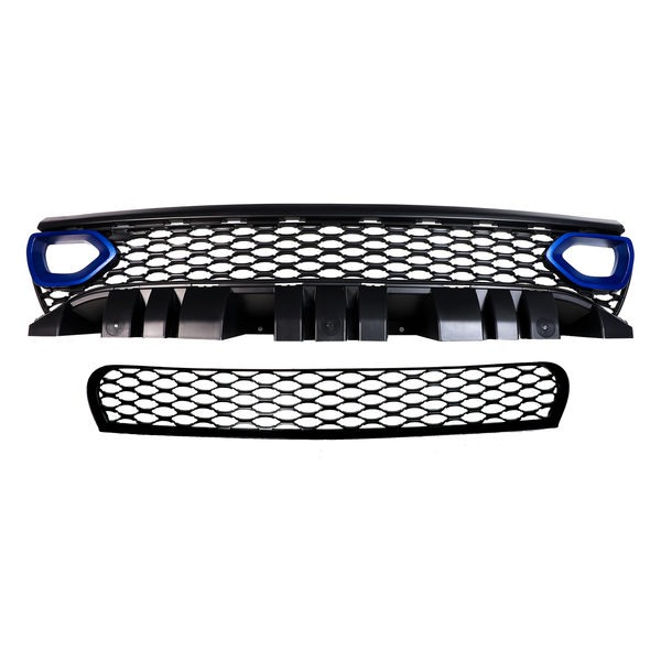 Dodge Charger Upper Grille Intake Bezel 2019+ Color Matched