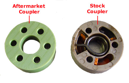 Eaton LSA Supercharger Coupler