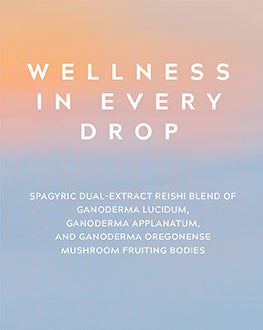 Wellness In Every Drop Spagyric Dual-Extract Blend