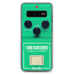 Axe Dr. Toob Screemer Guitar FX Pedal Samsung Case - shop.AxeDr.com - Best Band T-Shirts, Vintage Rock and Roll T Shirts, Metal Band T-Shirts, Punk T Shirts - [product_type]