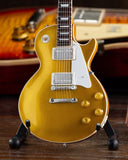 Axe Heaven Gibson Les Paul Twin Pack Gold Top / Cherry Sunburst Mini Guitars