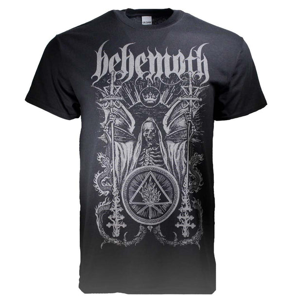Behemoth Ceremonial T-Shirt - shop.AxeDr.com - Best Band T-Shirts, Vintage Rock and Roll T Shirts, Metal Band T-Shirts, Punk T Shirts - Men's T-Shirts
