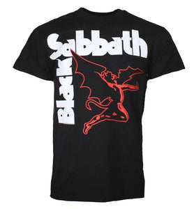 Black Sabbath Creature T-Shirt - shop.AxeDr.com - Best Band T-Shirts, Vintage Rock and Roll T Shirts, Metal Band T-Shirts, Punk T Shirts - Men's T-Shirts