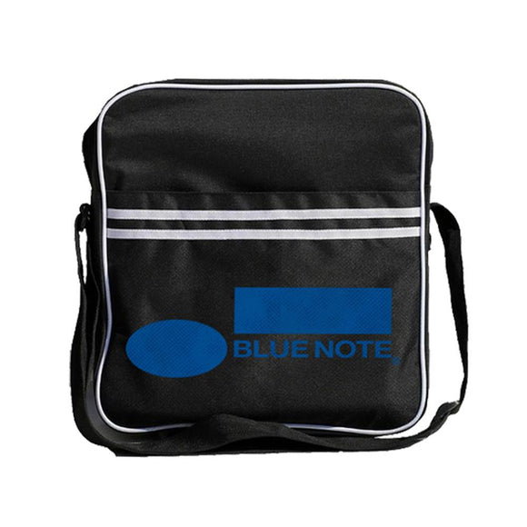 Blue Note Records Zip Top Vinyl Record Bag - shop.AxeDr.com - Best Band T-Shirts, Vintage Rock and Roll T Shirts, Metal Band T-Shirts, Punk T Shirts - Messenger Bags