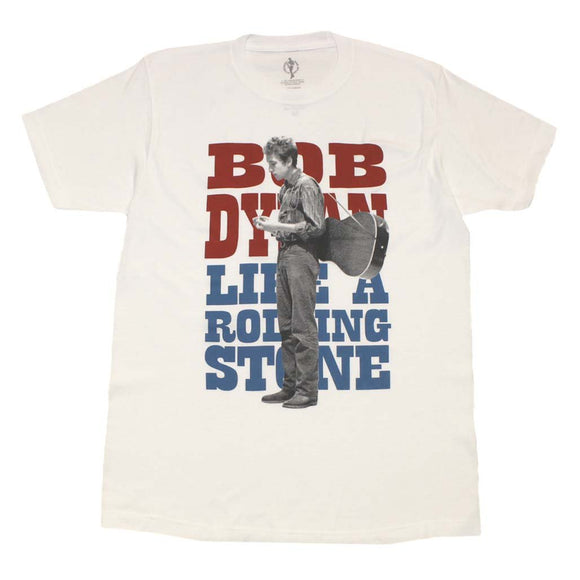 Bob Dylan Standing Stone T-Shirt - shop.AxeDr.com - Best Band T-Shirts, Vintage Rock and Roll T Shirts, Metal Band T-Shirts, Punk T Shirts - Men's T-Shirts