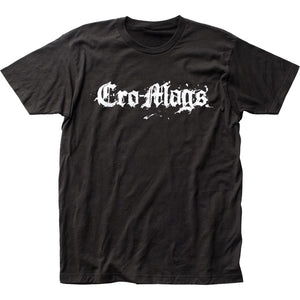 Cro-Mags Logo T-Shirt - shop.AxeDr.com - Best Band T-Shirts, Vintage Rock and Roll T Shirts, Metal Band T-Shirts, Punk T Shirts - Men's T-Shirts