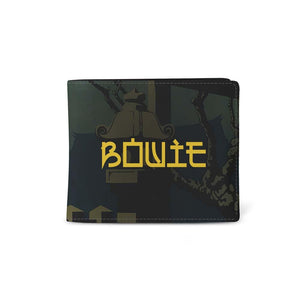 David Bowie Japan Tour Wallet - shop.AxeDr.com - Best Band T-Shirts, Vintage Rock and Roll T Shirts, Metal Band T-Shirts, Punk T Shirts - Wallets