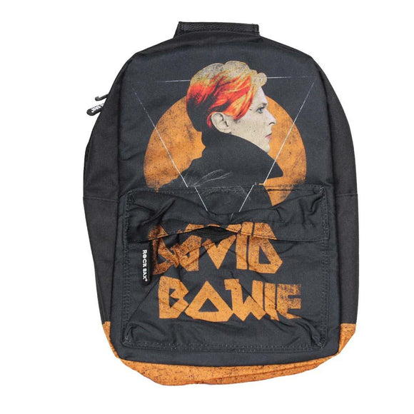 David Bowie Low Classic Backpack - shop.AxeDr.com - Best Band T-Shirts, Vintage Rock and Roll T Shirts, Metal Band T-Shirts, Punk T Shirts - Backpacks