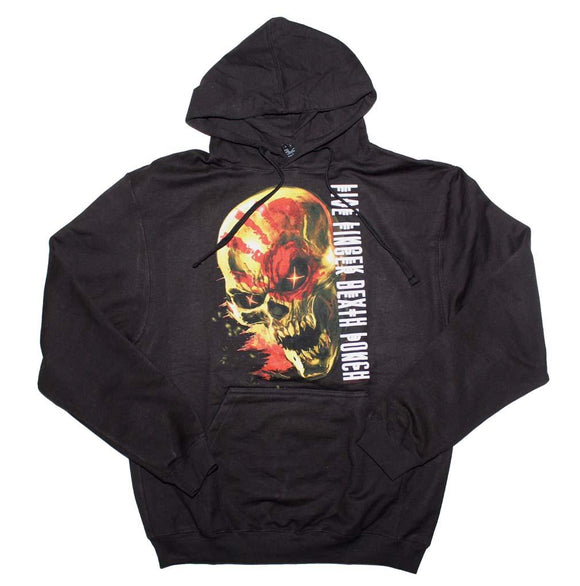 Five Finger Death Punch Justice for None Hoodie Sweatshirt - shop.AxeDr.com - Best Band T-Shirts, Vintage Rock and Roll T Shirts, Metal Band T-Shirts, Punk T Shirts - Men's Sweatshirts