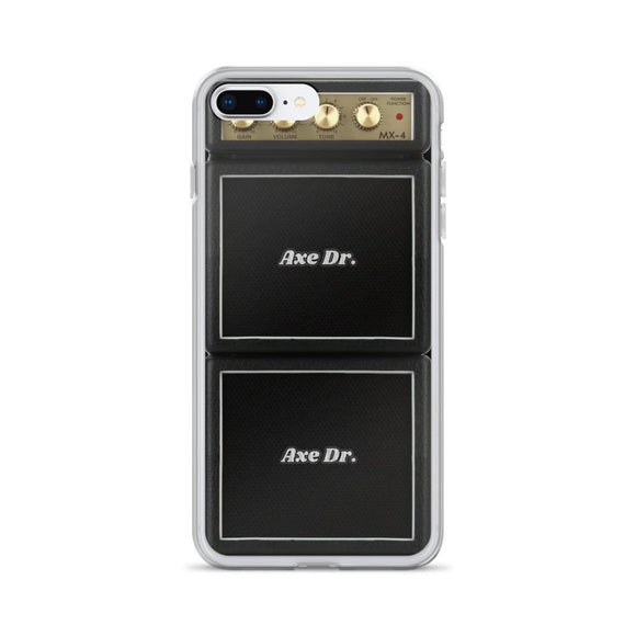 Full Stack Guitar Amp iPhone Case - shop.AxeDr.com - Best Band T-Shirts, Vintage Rock and Roll T Shirts, Metal Band T-Shirts, Punk T Shirts - [product_type]
