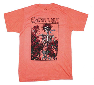 Grateful Dead Bertha T-Shirt - shop.AxeDr.com - Best Band T-Shirts, Vintage Rock and Roll T Shirts, Metal Band T-Shirts, Punk T Shirts - Men's T-Shirts