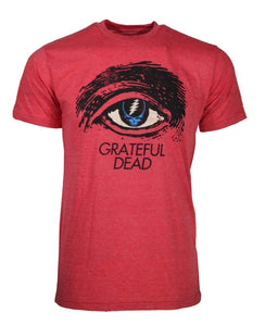 Grateful Dead Eye T-Shirt - shop.AxeDr.com - Best Band T-Shirts, Vintage Rock and Roll T Shirts, Metal Band T-Shirts, Punk T Shirts - Men's T-Shirts