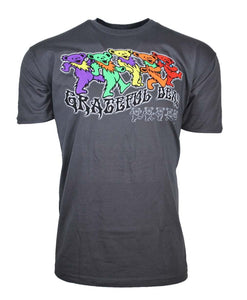 Grateful Dead Trippy Bears T-Shirt - shop.AxeDr.com - Best Band T-Shirts, Vintage Rock and Roll T Shirts, Metal Band T-Shirts, Punk T Shirts - Men's T-Shirts