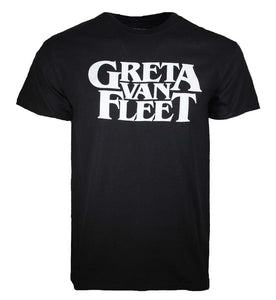 Greta Van Fleet Logo T-Shirt - shop.AxeDr.com - Best Band T-Shirts, Vintage Rock and Roll T Shirts, Metal Band T-Shirts, Punk T Shirts - Men's T-Shirts