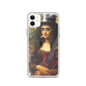 "iPhone Case ""Slash-a-Lisa"" Funny Guitar iPhone Case - shop.AxeDr.com - Best Band T-Shirts, Vintage Rock and Roll T Shirts, Metal Band T-Shirts, Punk T Shirts - [product_type]"