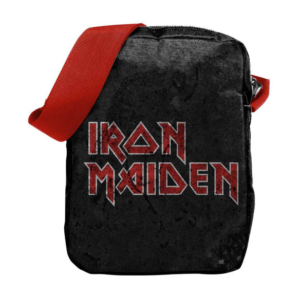 Iron Maiden Logo Cross Body Bag