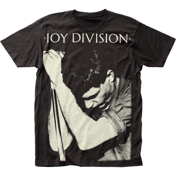 Joy Division Ian Curtis T-Shirt - shop.AxeDr.com - Best Band T-Shirts, Vintage Rock and Roll T Shirts, Metal Band T-Shirts, Punk T Shirts - Men's T-Shirts