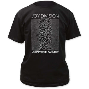Joy Division Unknown Pleasures T-Shirt - shop.AxeDr.com - Best Band T-Shirts, Vintage Rock and Roll T Shirts, Metal Band T-Shirts, Punk T Shirts - Men's T-Shirts