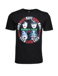 KISS Dynasty Tour T-Shirt