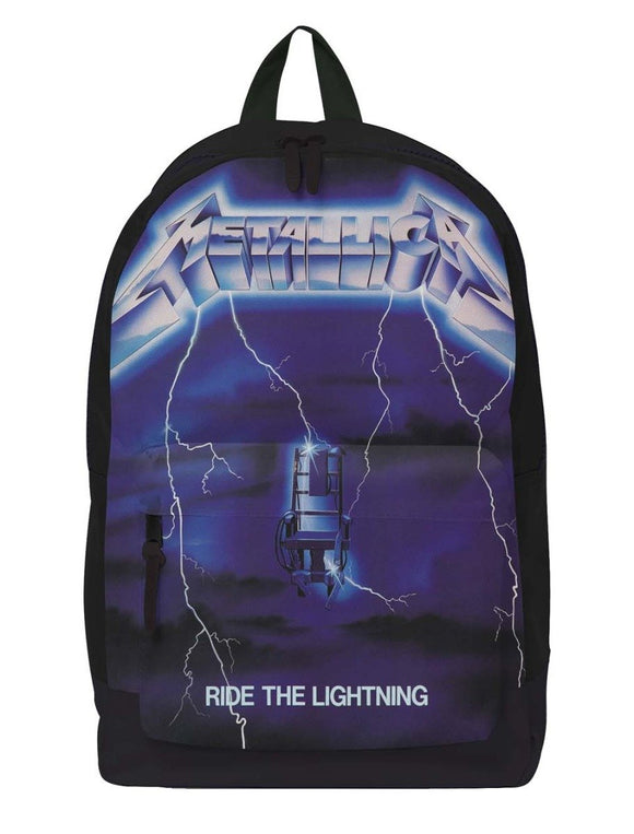 Metallica Ride the Lightning Classic Backpack