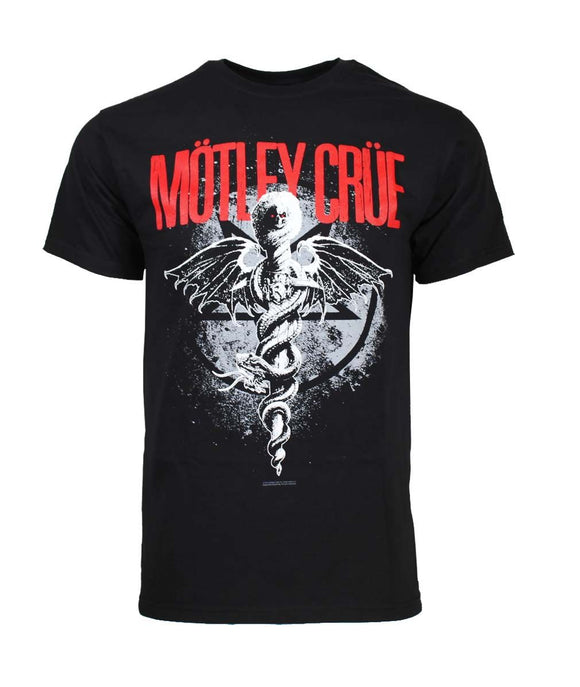 Motley Crue Dr. Feelgood T-Shirt - shop.AxeDr.com - Best Band T-Shirts, Vintage Rock and Roll T Shirts, Metal Band T-Shirts, Punk T Shirts - Men's T-Shirts