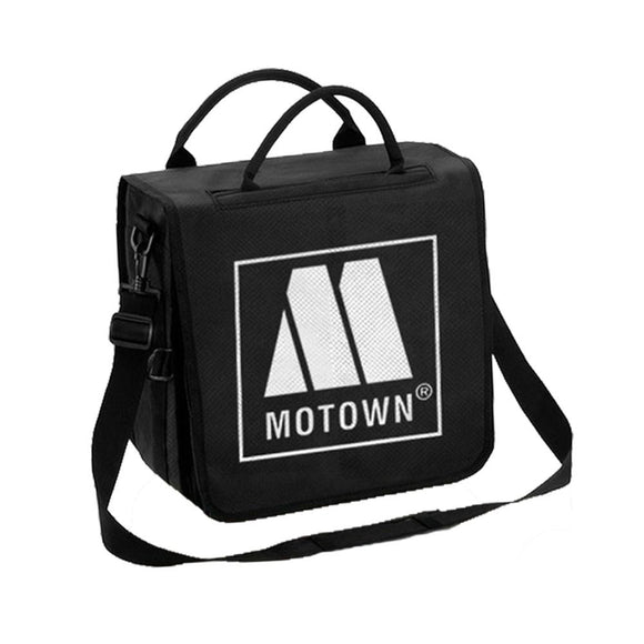 Motown Records Vinyl Record Backpack - shop.AxeDr.com - Best Band T-Shirts, Vintage Rock and Roll T Shirts, Metal Band T-Shirts, Punk T Shirts - Backpacks