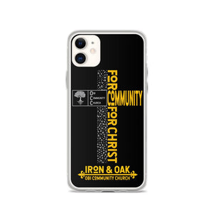 OCC iPhone Case - shop.AxeDr.com - Best Band T-Shirts, Vintage Rock and Roll T Shirts, Metal Band T-Shirts, Punk T Shirts - [product_type]
