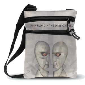 Pink Floyd Division Bell Body Bag - shop.AxeDr.com - Best Band T-Shirts, Vintage Rock and Roll T Shirts, Metal Band T-Shirts, Punk T Shirts - Messenger Bags