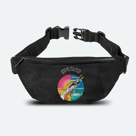 Pink Floyd Wish You Were Here Fanny Pack - shop.AxeDr.com - Best Band T-Shirts, Vintage Rock and Roll T Shirts, Metal Band T-Shirts, Punk T Shirts - Fanny Packs